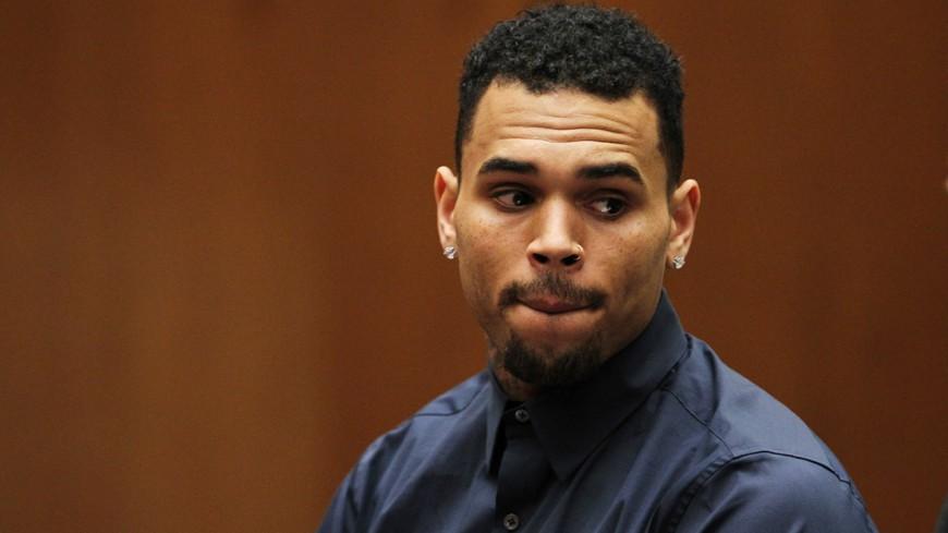 Chris Brown invite Soulja et son équipe à venir le chercher !