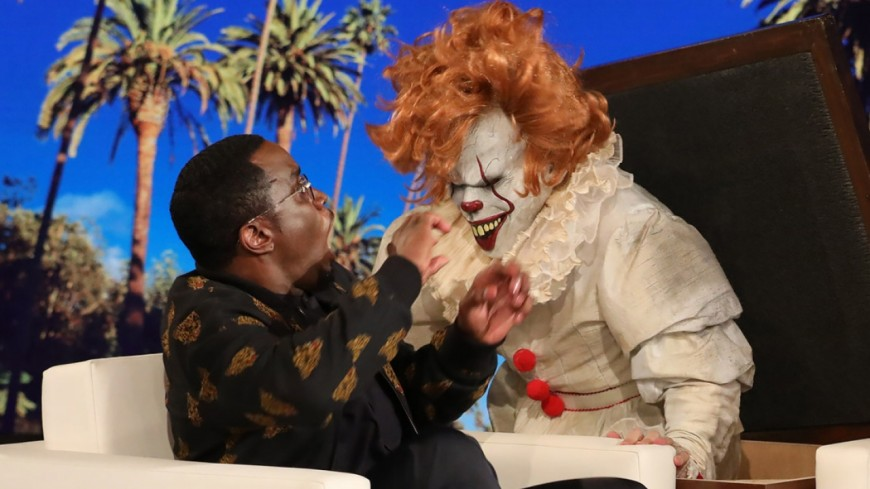 P.Diddy perd de sa street cred' face à un clown !