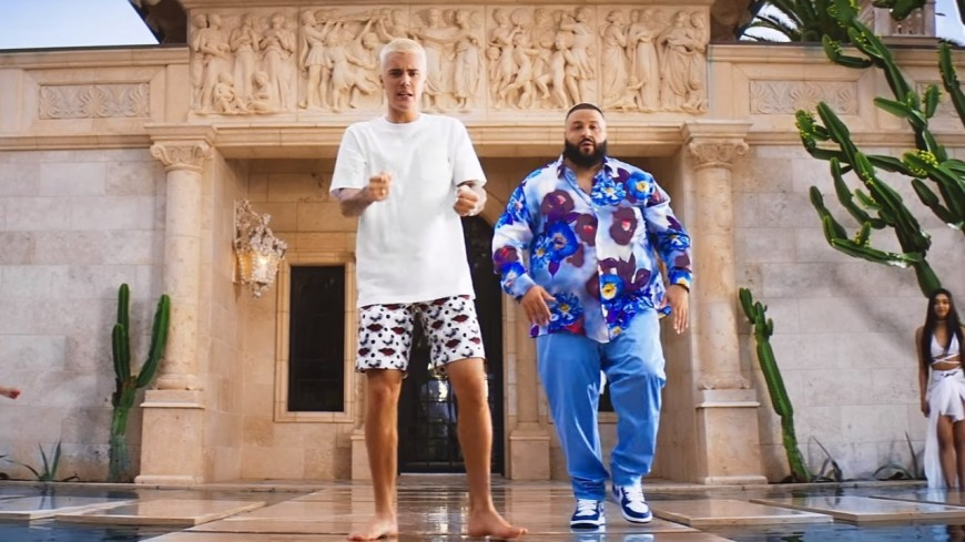 Dj Khaled transforme l'or en platine !