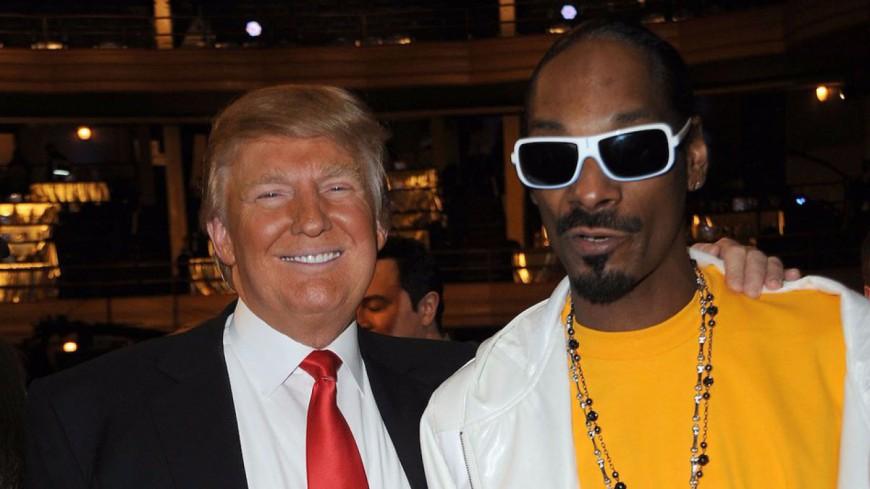 Snoop Vs Trump : Les rappeurs réagissent !