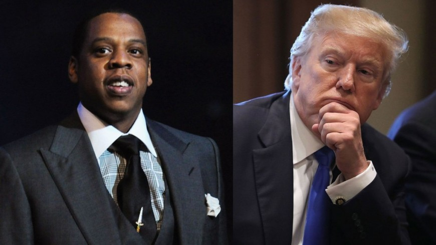 Quand Donald Trump tacle Jay-Z durant un discours !