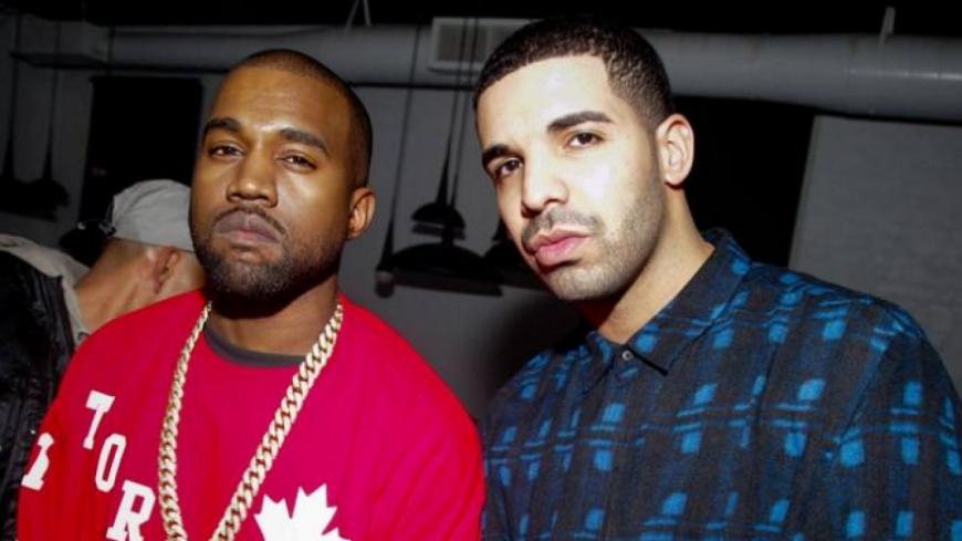 Quand Kanye West oublie de créditer Drake !