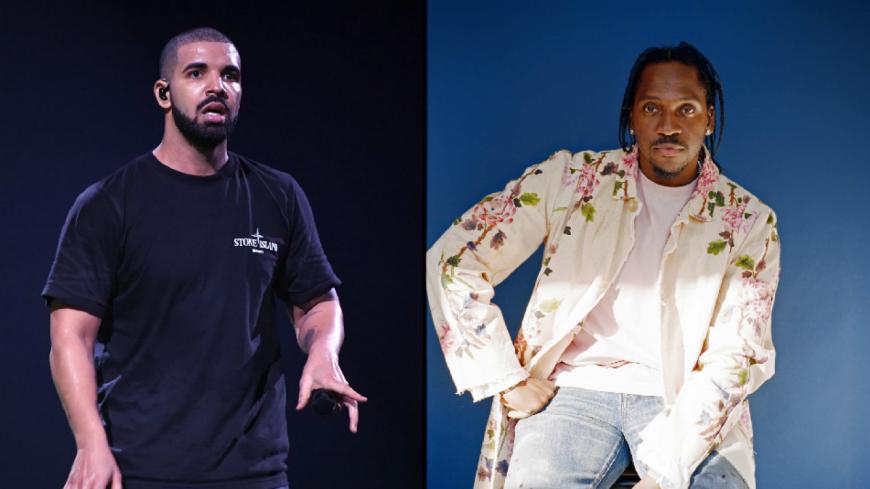 Pusha T dit ses quatre vérités à Drake !