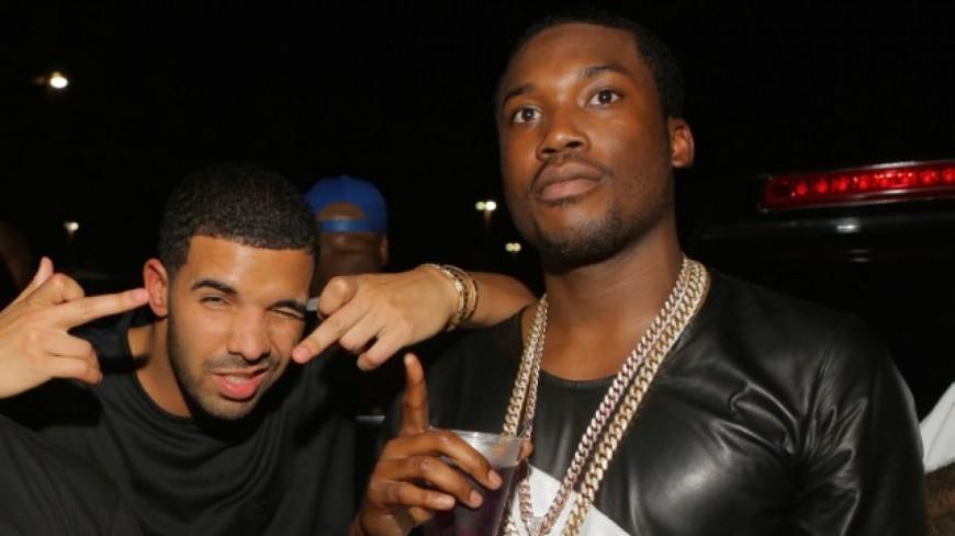 Drake apporte son soutien à Meek Mill !