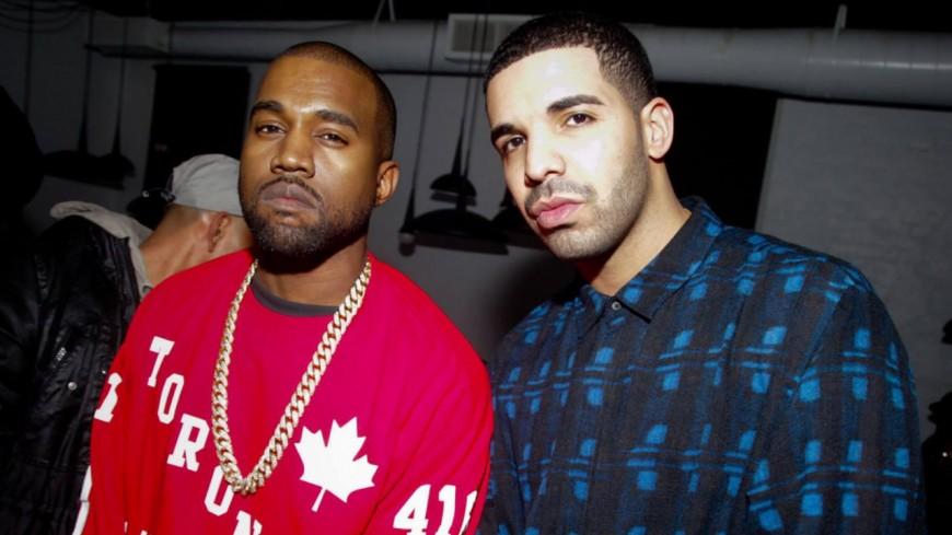 Un album commun pour Kanye West et Drake ?