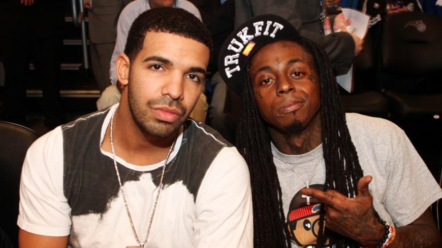 Quand Drake encense publiquement Lil Wayne !