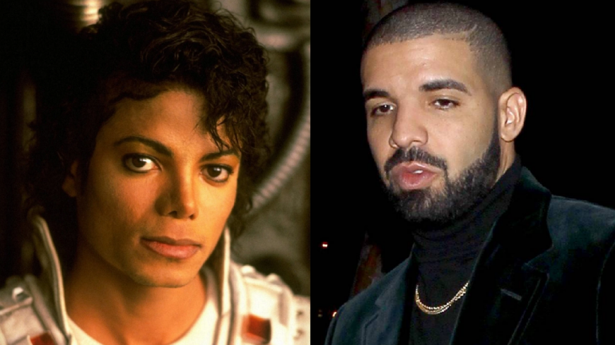 Michael Jackson fait une réapparition posthume sur l'album de Drake (Vidéos)