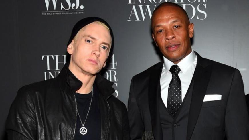 Eminem et Dr Dre sont de nouveau en studio !
