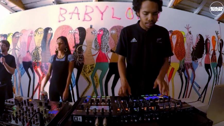 Earl Sweatshirt devient DJ !