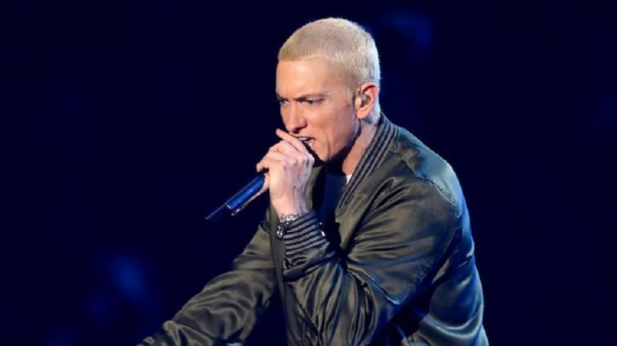 Eminem élu artiste Hip-Hop de l'année !