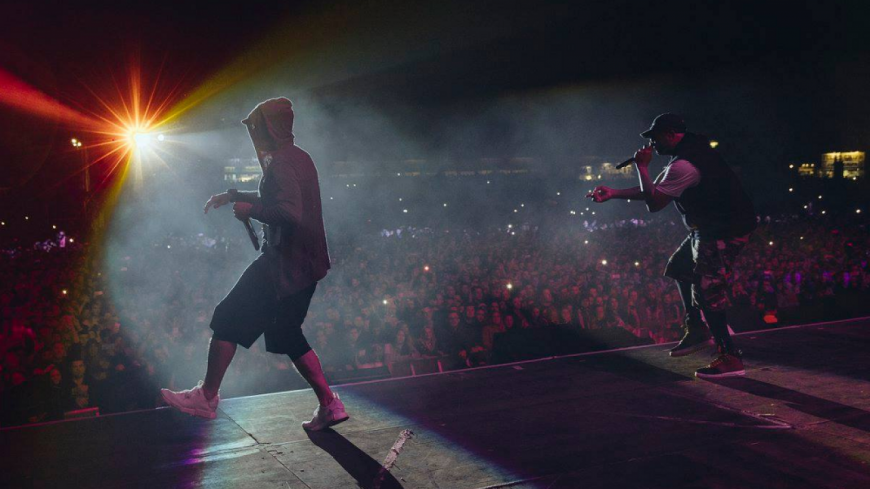 Soyez prêts : Eminem arrive en Europe !