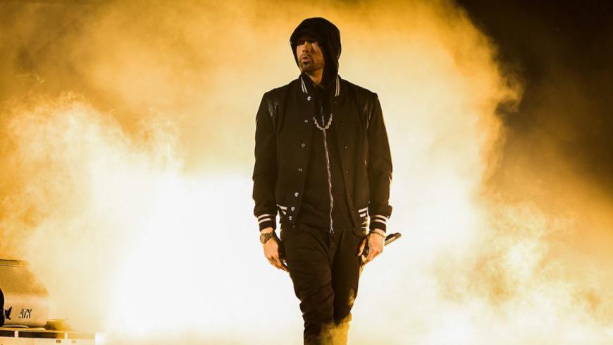 Les concerts d'Eminem sont disponibles en réalité augmentée !