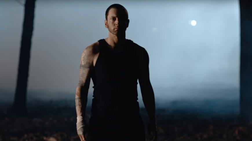 Eminem annonce la sortie d'un nouveau clip !