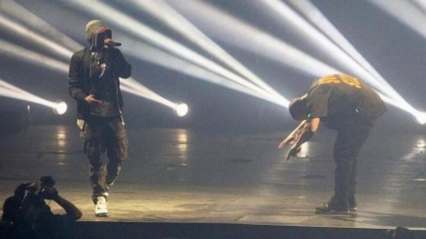 Drake bientôt au-dessus d'Eminem ?