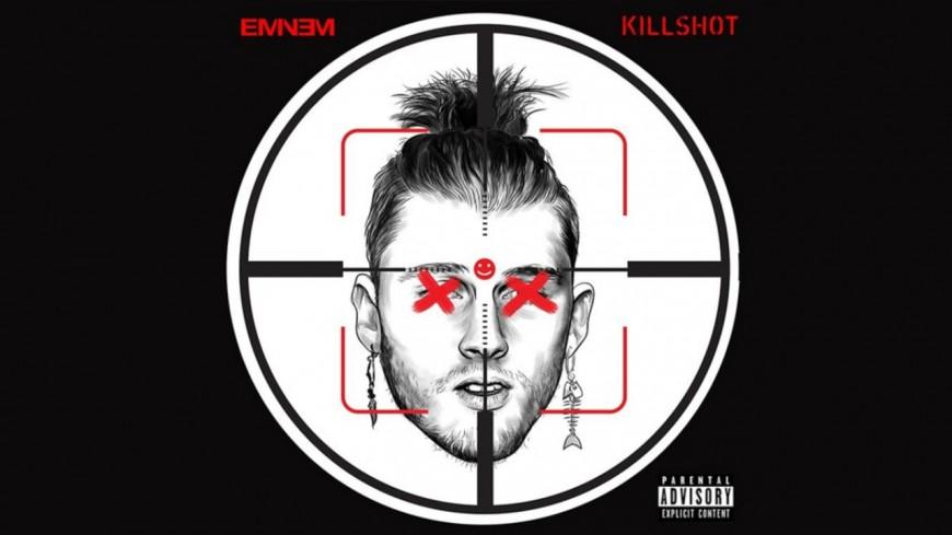Eminem met à terre Machine Gun Kelly avec ''KILLSHOT'' ! [Traduction]