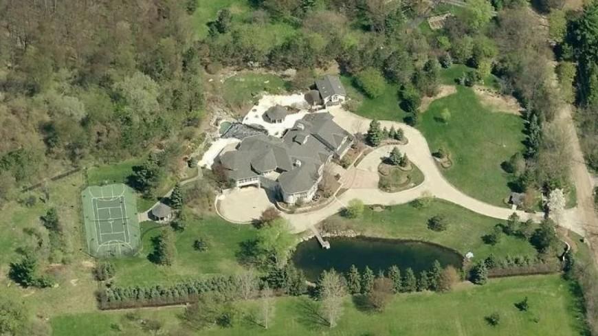 La maison d'Eminem est à vendre !