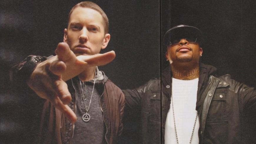 Eminem félicite Royce 5'9'' à sa façon...