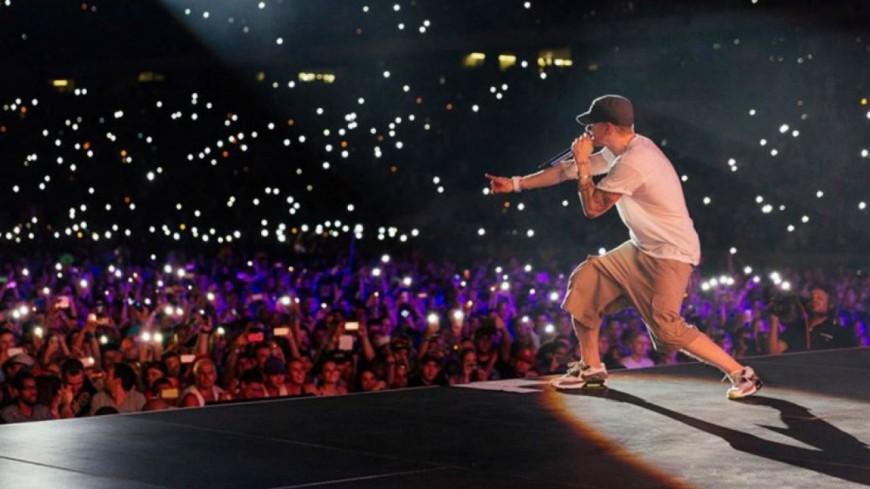 Le Stade de France révèle une grosse information sur un éventuel concert d'Eminem!