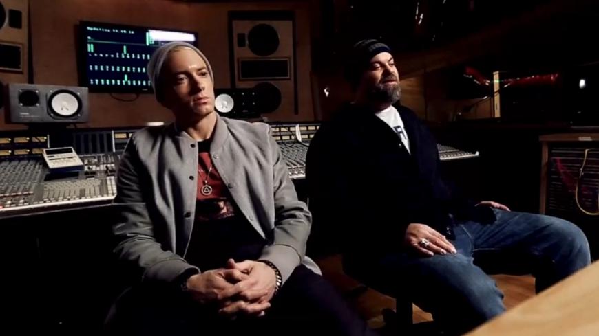 Eminem s'est fait effacer le dernier couplet de ''Stan'' par un ingénieur du son !