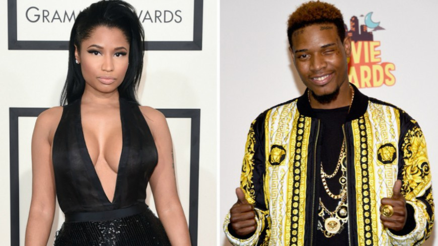 Nicki Minaj, maintenant en couple avec Fetty Wap?
