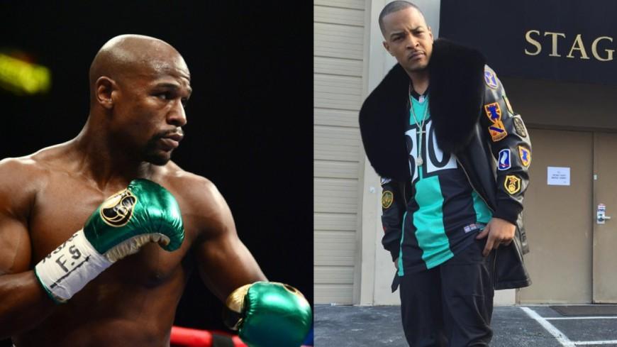 Clash T.I vs Floyd Mayweather au sujet de ''Black Lives Matter'' !