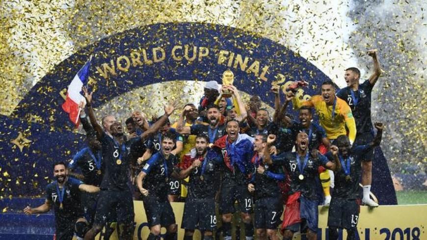 Les rappeurs réagissent à la victoire de l'équipe de France en Coupe du Monde !