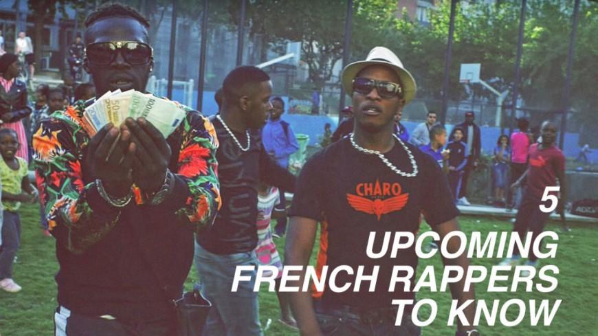 Les 5 rappeurs français validés par les allemands !