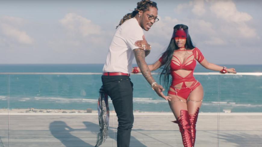 Future annonce que Nicki Minaj est la plus douce dans « You Da Baddest » !