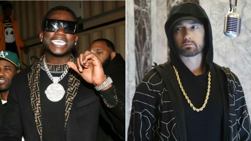 Gucci Mane: Eminem ne mérite pas son statut de roi du rap!