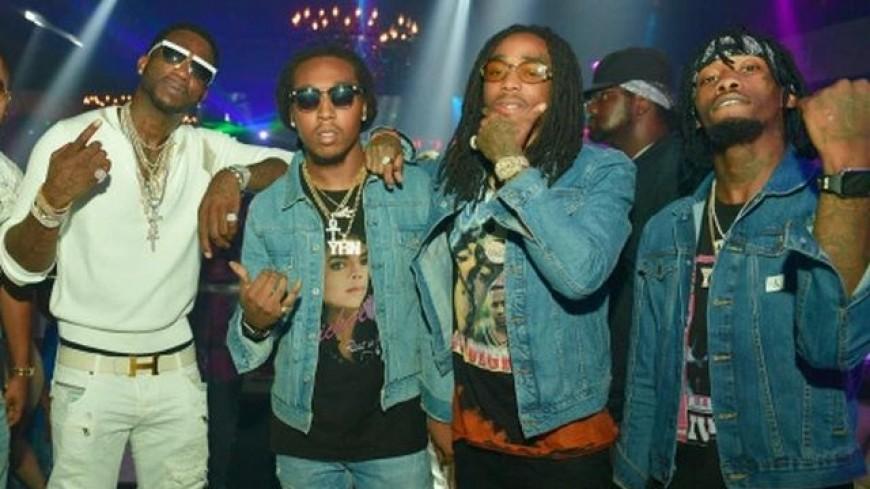Les Migos, Gucci Mane et Lil Yachty réunis sur un nouveau projet ?!