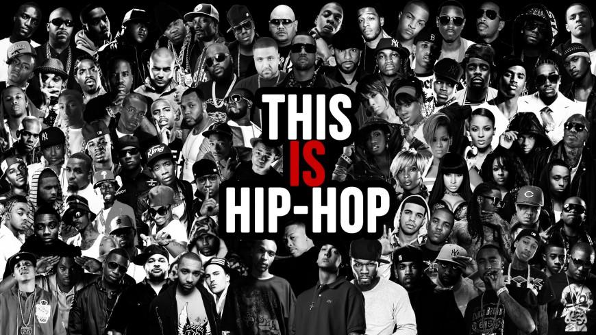 Le Hip-Hop au sommet de sa gloire en 2018 !