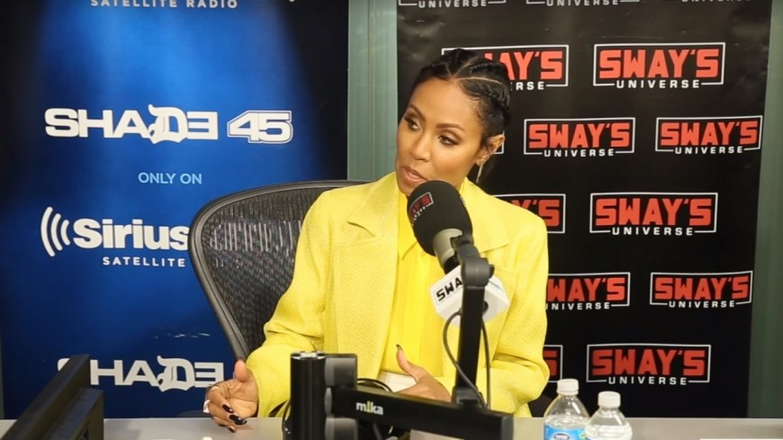 Jada Pinkett-Smith raconte sa rencontre avec 2 Pac !