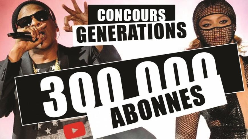 Générations vous fait gagner des places pour le Stade de France de Jay-Z et Beyoncé !
