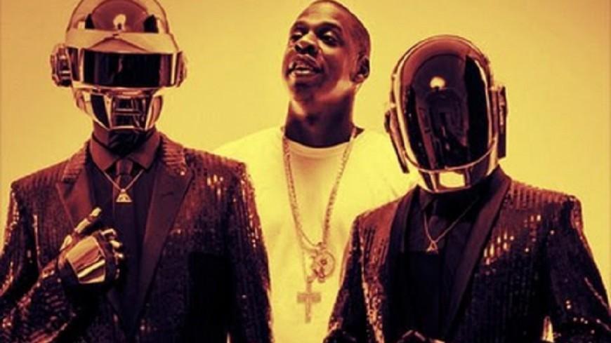 L'histoire du titre de Jay-Z avec les Daft Punk !