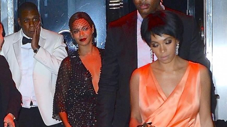 Jay-Z ne veut pas de sa belle-sœur lors de l'accouchement !