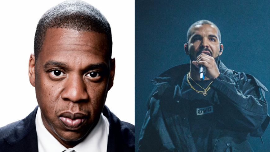 Jay Z rappe sur une instru de Drake en plein concert !
