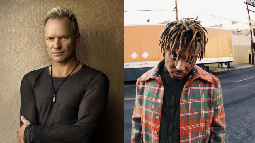 Sting demande des comptes à Juice WRLD pour ''Lucid Dreams'' !