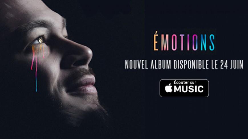 Un portrait géant de Jul à Marseille pour Apple Music !