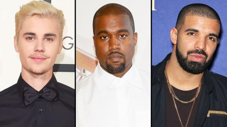 Kanye West et Justin Bieber boycottent les Grammy Awards !