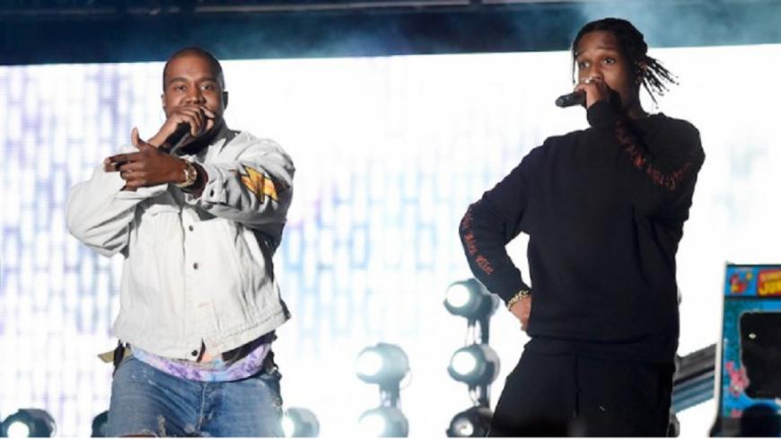 Kanye West et A$ap Rocky nous préparent-ils quelque chose ?
