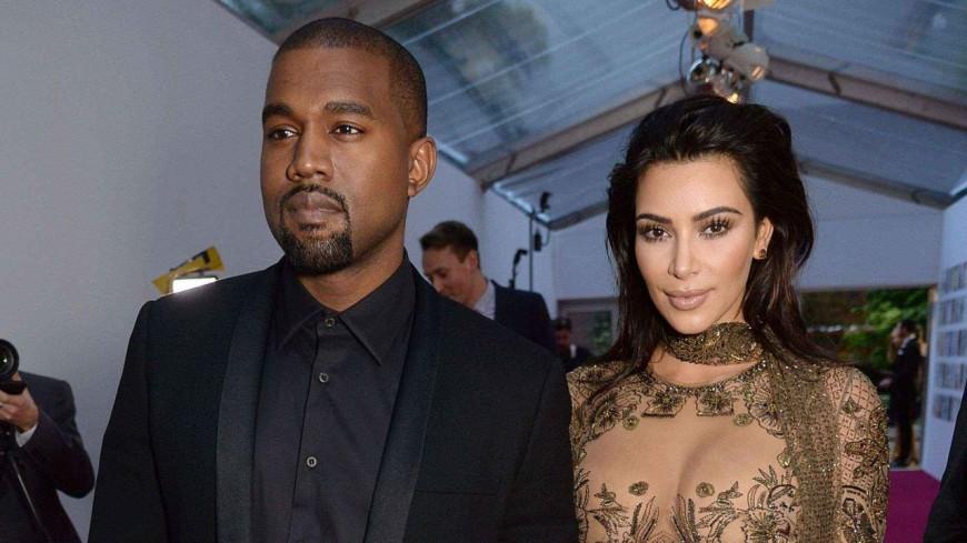 Toujours avec Kim, Kanye West prépare un album !