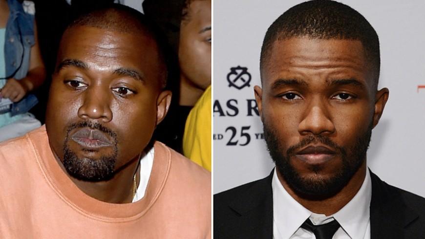 Franck Ocean rappelle à l'ordre Kanye West !