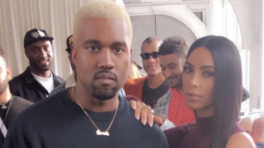 Kim Kardashian fière de Kanye West après son défilé !