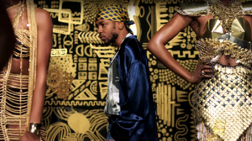 Kendrick Lamar accusé de vol par une peintre