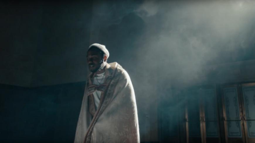 ''Humble'' de Kendrick est le 2ème morceau le plus écouté de l'année !