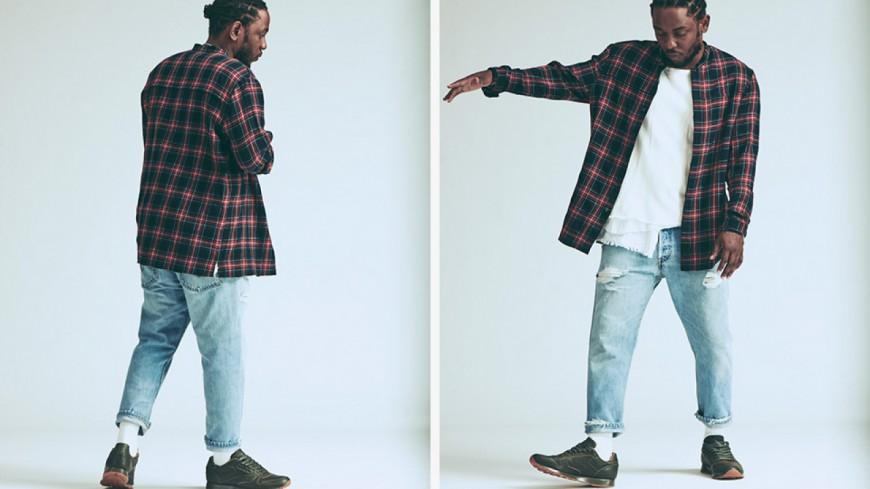 Kendrick Lamar s'inspire de la guerre des gangs pour Reebok !