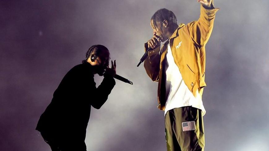 Kendrick Lamar et Travis Scott balancent ''un gros banger'' demain !