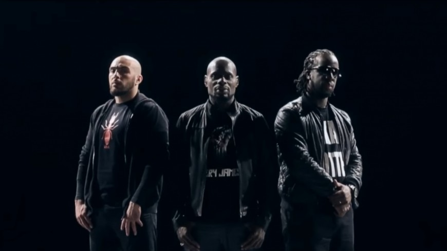 Kery James annonce un nouvel album commun avec Youssoupha et Médine !