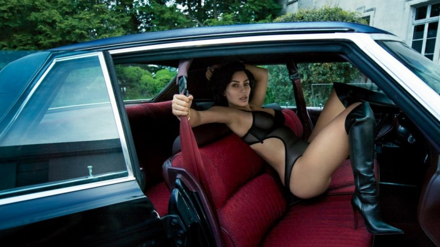 En vidéo : la fuite des voleurs de Kim Kardashian !