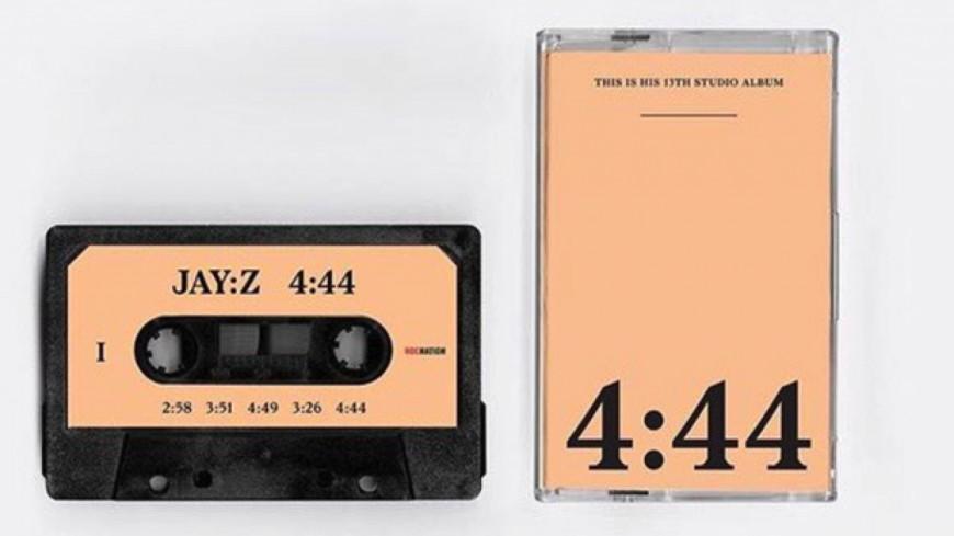 L'album de Jay-Z sort en version K7 !